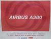 Encosto de cabeça dos assentos da classe econômica do Airbus A380, número de série 007, F-WWJB, futuro avião da Emirates. Repare no logo da TAM. O que isso quer dizer? (11/12/2007)