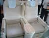 Assentos da Classe Executiva do Airbus A380, número de série 007, F-WWJB, futuro avião da Emirates. (11/12/2007)