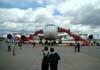 Airbus A380, número de série 007, F-WWJB, futuro avião da Emirates. (11/12/2007)