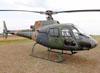 Eurocopter/Helibras HB-350 Esquilo (H-50), FAB 8761, da FAB (Força Aérea Brasileira). (22/09/2013) Foto: Júnior JUMBO.