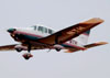 Piper/Neiva EMB-712 Tupi, PT-NTH, do Aeroclube Regional de Taubaté. (22/09/2013) Foto: Júnior JUMBO.