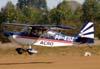 American Champion 8KCAB Super Decathlon, PP-KDZ, da ACRO (Associação Brasileira de Acrobacias Aéreas). (19/07/2008)