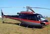 Eurocopter/Helibrás AS-350B3, PR-HDP, da Dimep Sistemas. (19/07/2008)