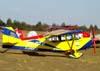 Bellanca 8KCAB Decathlon, PT-OTB, do presidente da ACRO (Associação Brasileira de Acrobacias Aéreas), Comandante Tike Bazaia. (19/07/2008)
