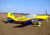 Vans RV-7, PP-XTX, do Comandante Beto Textor. (19/07/2008)