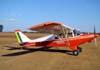 Aero Boero 115, PP-GJB, do Aeroclube de Mococa. (19/07/2008)