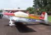 Vans RV-6, PT-ZAX, do Comandante Beto Textor.