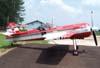 Sukhoi SU-31, PT-ZSL, do Comandante Luis Guilherme Richieri.
