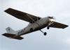Cessna 172M Skyhawk, PT-KLY, do Aeroclube de Campinas. (02/08/2014)