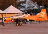 Embraer EMB-312 (T-27 Tucano), FAB 1361, da AFA (Academia da Força Aérea Brasileira). (02/08/2014)