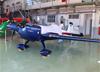 Extra EA-330SC, PR-ZVK, da Villela Aero Sports. (02/08/2014)