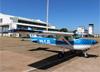 Cessna A152 Aerobat, PR-EJO, da EJ Escola de Aviação Civil. (02/08/2014)