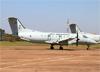 Embraer EMB-120QC Brasília (C-97), FAB 2005, da FAB (Força Aérea Brasileira). (02/08/2014)