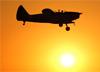 Fairchild/Fábrica do Galeão 3FG (PT-19A Cornell), PP-HLB, do Aeroclube de Pirassununga. (02/08/2014)