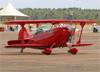 Christen Eagle II, PP-ZEX, do Aeroclube de Erechim. (05/08/2017)