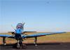 Embraer EMB-314 Super Tucano (A-29B), FAB 5963, da Esquadrilha da Fumaça. (24/06/2017)