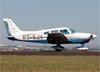 Piper/Neiva EMB-712 Tupi, PT-RJV, da Escola de Aviação Civil Golden Wings. (24/06/2017)