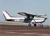 Cessna 172N Skyhawk, PT-MBI, do Aeroclube de Araras. (24/06/2017)
