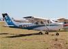 Cessna 172S Skyhawk, PR-EYJ, da EJ Escola de Aviação Civil. (24/06/2017)
