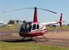 Robinson R44 Raven II, PR-PGC, da Helimarte Táxi Aéreo. (24/06/2017)