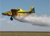 Air Tractor AT-502B, PR-TPL, da Aeroagrícola Chapadão. (24/06/2017)