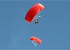 Paraquedistas do Circo Aéreo. (24/06/2017)