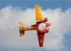 Beechcraft E18S, PT-DHI, do Circo Aéreo. (24/06/2017)