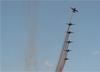 Embraer EMB-314 Super Tucano (A-29), da Esquadrilha da Fumaça. (24/06/2017)