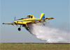 Air Tractor AT-504, PR-FKM, da Pachu Aviação Agrícola. (24/06/2017)