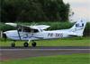 Cessna 172S Skyhawk, PR-SKG, da EJ Escola de Aviação Civil. (28/11/2015)