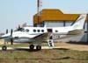 Beechcraft King Air C-90A, PT-OYN.