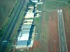 Vista aérea do aeroporto de Americana. Foto feita a bordo do Bonanza A-36 ,PT-OLA. (05/08/2007) Foto: Marcelo Faé Ferreira.