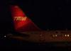 Airbus A319-132, PR-MAM, da TAM. (19/08/2006)
