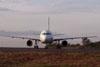 Airbus A320-232, PT-MZX, da TAM. (28/07/2006)