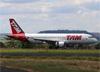 Airbus A320-214, PR-MYA, da LATAM Airlines Brasil. (18/06/2017)