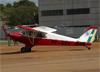 Aero Boero AB-115, PP-GEV, do Aeroclube de Uberlândia. (18/06/2017)