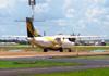 ATR 72-212A, PR-PDE, da Passaredo. (12/02/2013)