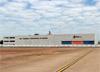Terminal de cargas em construção da TEAD Brasil. (18/06/2017)