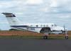 King Air F-90, PT-OOX, da Tecunseh do Brasil. (11/11/2006)