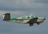 Beechcraft Bonanza N-35, PT-BQD. (11/11/2006)