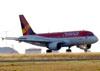 Airbus A319-115, PR-AVD, da Avianca. (18/09/2011)