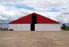 Novo hangar de manutenção da TAM. (23/10/2011)