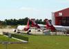 Airbus A320-231, PT-MZQ, da TAM. (24/04/2012)