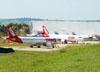Airbus A320-214, PR-MYJ, da TAM. (24/04/2012)