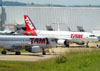 Airbus A320-214, PR-MHP, da TAM. (24/04/2012)