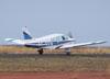 Piper/Embrer EMB-712 Tupi, PT-NXW, da Mariano Escola de Aviação, taxiando em direção a pista de pousos e decolagens. (02/09/2006)