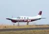 Piper PA-32R-301 Saratoga II HP, PT-WIN, correndo para decolar. (05/07/2007)