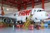 Airbus A320-232, PR-MAB, da TAM. (05/09/2007)