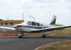 Piper/Neiva EMB-712 Tupi, PT-VFK, taxiando em direção ao pátio da aviação geral. (12/05/2007)