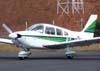 Piper/Neiva EMB-712 Tupi, PT-VFK, taxiando no pátio da aviação geral. (12/05/2007)